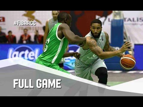 Semi-Finals: Al Ahly (EGY) v Kano Pillars (NGR) - Full Game - FIBAACC 2016