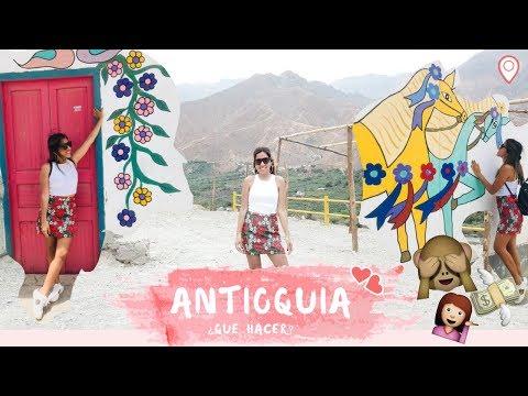 Viaje a Antioquia: El pueblito pintado ♡