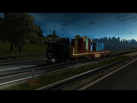 ETS 2 A New Beginning: Episode 524 Gifts to Hamburg (D)
