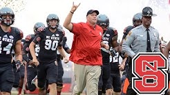 NC State's Dave Doeren Looking To Take Pack To New Level