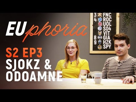 EUphoria Season 2 Episode 3 | The State of Splyce w/ Sjokz & Odoamne