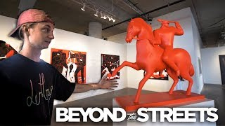 The Largest Graffiti & Street Art Gallery - Beyond the Streets