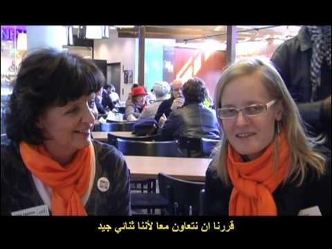 A Vote for Women, Arabic subtitles
