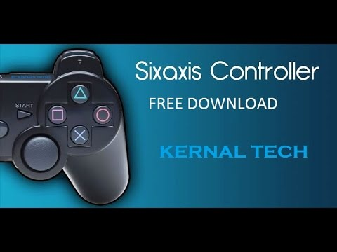 Sixaxis controller apk free download.