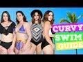 2018 Curvy Swimsuit Guide. Bikini Life Hacks for Plus Size.