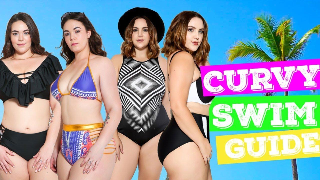 Curvy For Plus Life Size Hacks GuideBikini 2018 Swimsuit WDH2IEY9