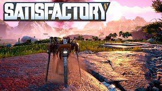 🏭 Satisfactory 02 | Autominer | Gameplay German Deutsch thumbnail