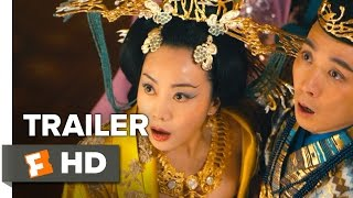 Monster Hunt Official Trailer 1 (2016) - Baihe Bai, Wu Jiang Movie HD