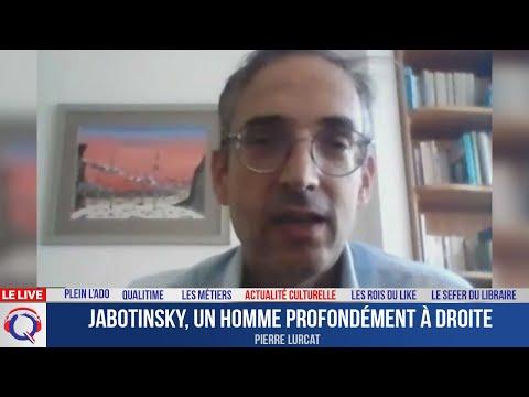Jabotinsky, un homme profondément à droite - Actuculture#288