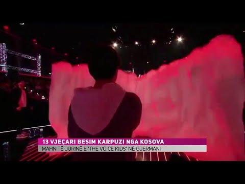 13 vjeçari nga Kosova mahnitë jurinë gjermane - SHOWBIZZ ZICO TV