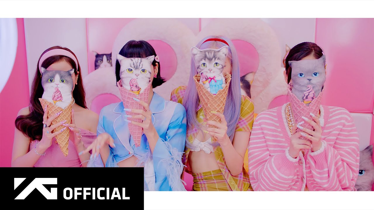 블랙핑크 (BLACKPINK) - 'Ice Cream (with Selena Gomez)' M/V