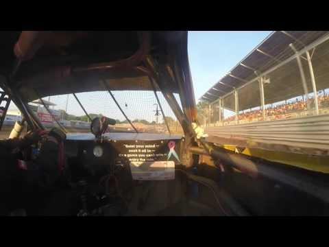 Southern Iowa Speedway Heat 8-3-16 - 86R