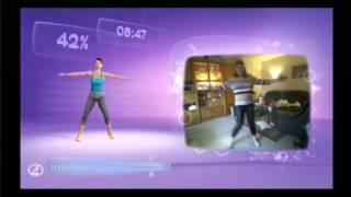 Mein  Training mit der Wii und Your Shape
