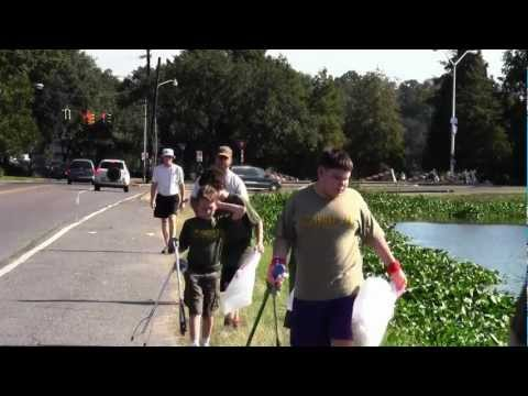 The Daily Reveille: Keep Baton Rouge Beautiful cleans up LSU Lakes