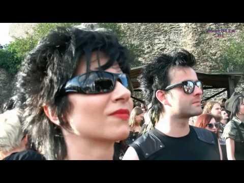 Castle Party Festival 2016 - drugi dzień festivalu Bolków 29 Lip 2016