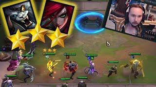 TS: Tehlikeli Oyunlar! ⭐⭐⭐ Katarina & Rengar | Taktik Savşaları Suikastçı Takımı