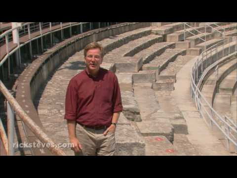 Arles, France: Ruins, Museums, and International Flavor