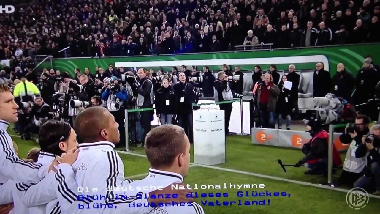 Freundschaftsspiel Deutschland Niederlande