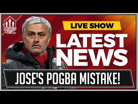 MOURINHO's POGBA Nightmare! MAN UTD News