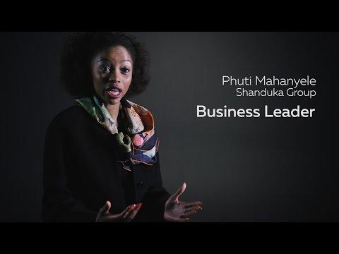 Moneyweb Business Leadership Episode 4 - Phuti Mahanyele