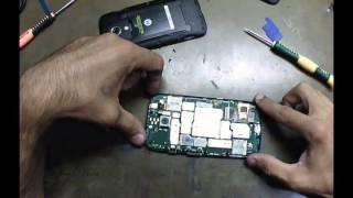 Zica Moto G - Não aparece imagem na tela