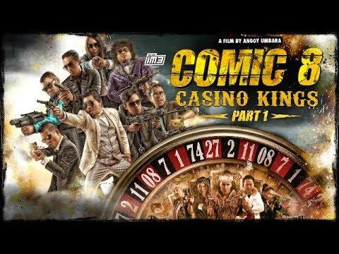 Download Comic 8 Casino Kings Part 1 | Buaya Itu Takut Yang Bergerak
