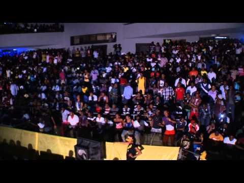 Kcee's Performance At Calabar Allstars Concert | MTN Project Fame Season 6 Reality Show