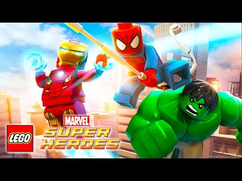 full download lego marvel super heroes francais dessins animes de jeux video. Black Bedroom Furniture Sets. Home Design Ideas