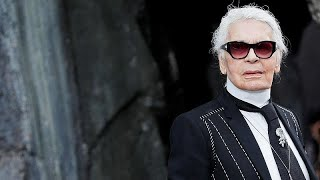 Karl Lagerfeld, iconic German fashion designer, has died, according to source at Chanel