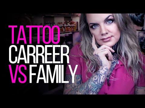 Tattoo Career Family Balance Being Tattoo Artist Series