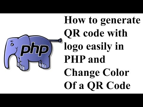 Generate QR Code with embedded logo using Python + Flask + Qrcode: - Make script generate QR Code wi.