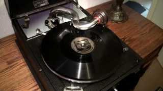 Decca Model 120 Gramophone
