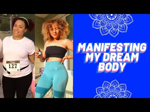 DREAM BODY TRANSFORMATION by ACTING AS IF