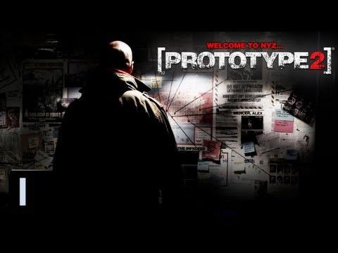 Прохождение prototype 2 (ФИНАЛ)