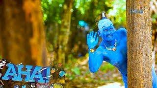 AHA!: Kung totoo ang Genie ano ang wish mo?