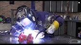 using a spool gun for the first time to weld aluminum  learning to