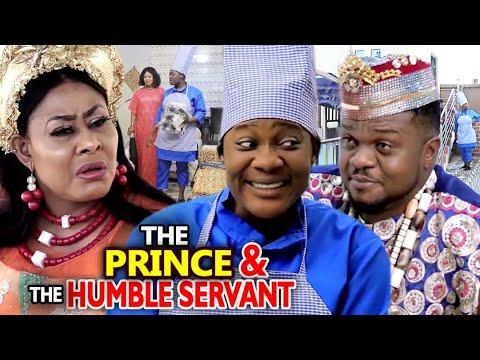Download THE PRINCE & THE HUMBLE SERVANT 3&4 - NEW MOVIE Mercy Johnson / Ken Erics 2020 Latest Nigerian Movie