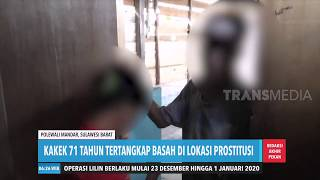 Kakek 71 Tahun Tertangkap Basah Di Lokasi Prostitusi  Redaksi Pagi 141219