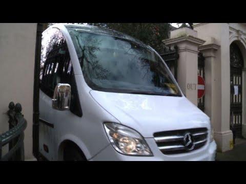 Diplomáticos rusos expulsados abandonaron embajada en Londres
