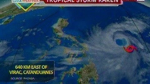 QRT: Weather update as of 5:54pm (Sept 12, 2012)