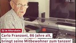 86-Jähriger rockt das Altersheim