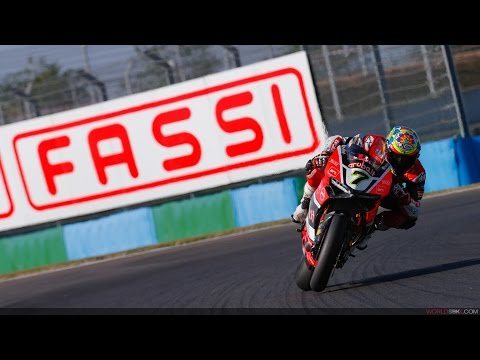 MAGNY COURS SUPERBIKE 2016