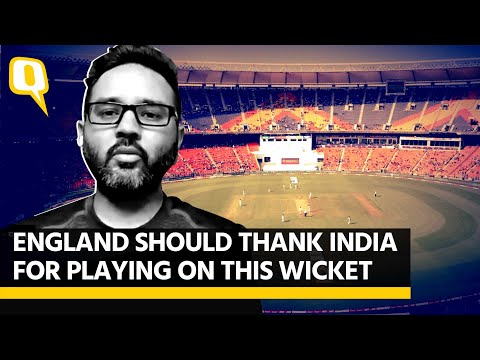 England Should Thank India That They're Playing on This Kind of Wicket: Parthiv Patel | The Quint