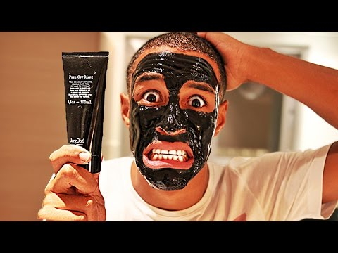 100 LAYERS of BLACK MASK!! 😱😰 - FAIL