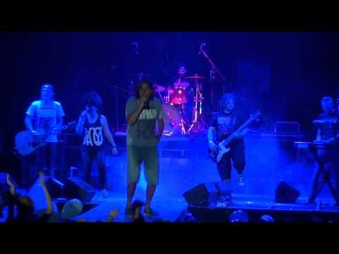 Клип Скрябін - Коломийки (Live)