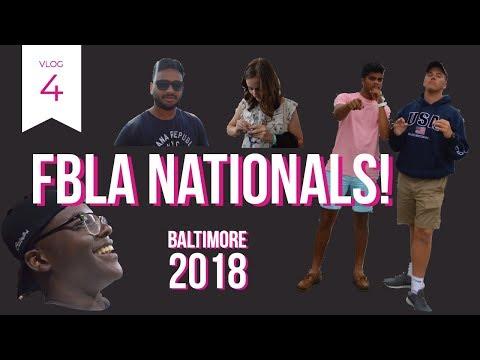 FBLA NATIONALS!- Vlog 4