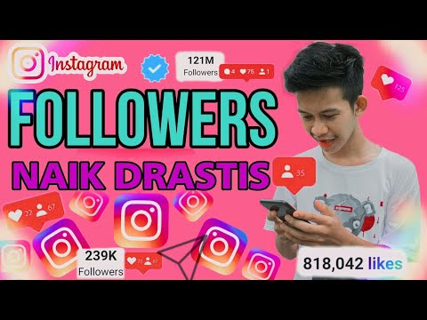 4 Cara Menambah Followers Instagram Cepat Dan Mudah