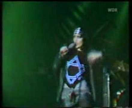 Siouxsie and the Banshees - Halloween - Live 1981