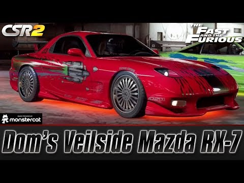 CSR Racing 2: Dom's Veilside Mazda RX-7 | Fast & Furious (Hobbs' Mission)