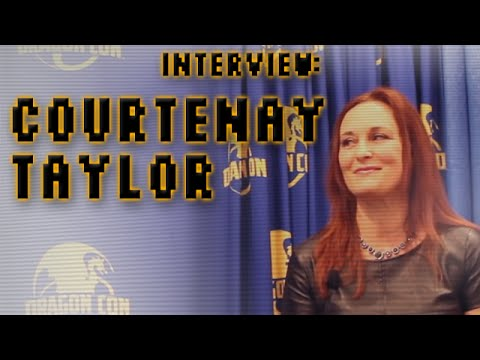 Interview: Courtenay Taylor (Jack, Juhani and Ada Wong) at Dragon Con 2014